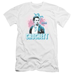 Miami Vice - Mens Crockett Premium Slim Fit T-Shirt