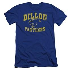 Friday Night Lights - Mens Panthers Premium Slim Fit T-Shirt