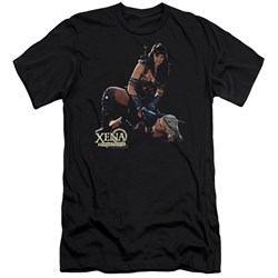 Xena - Mens In Control Premium Slim Fit T-Shirt