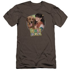 Punky Brewster - Mens Punky & Brandon Premium Slim Fit T-Shirt