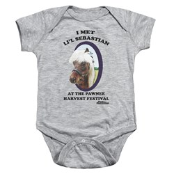 Parks And Rec - Toddler Lil Sebastian Onesie