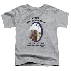 Parks And Rec - Toddlers Lil Sebastian T-Shirt