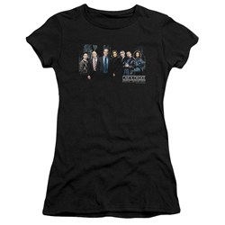 Law And Order Svu - Juniors Cast Premium Bella T-Shirt