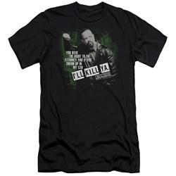 Law And Order Svu - Mens Ill Kill Ya Premium Slim Fit T-Shirt