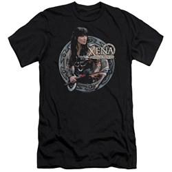 Xena - Mens The Warrior Premium Slim Fit T-Shirt