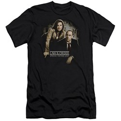 Law And Order Svu - Mens Helping Victims Premium Slim Fit T-Shirt