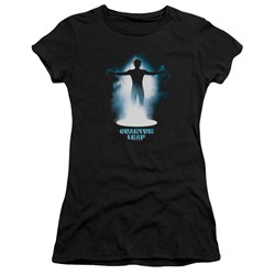 Quantum Leap - Juniors First Jump Premium Bella T-Shirt