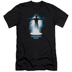 Quantum Leap - Mens First Jump Premium Slim Fit T-Shirt