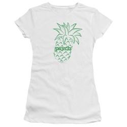 Psych - Juniors Pineapple Premium Bella T-Shirt