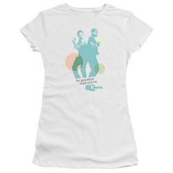 Psych - Juniors Predict And Serve Premium Bella T-Shirt