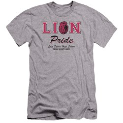 Friday Night Lights - Mens Lions Pride Premium Slim Fit T-Shirt