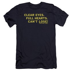 Friday Night Lights - Mens Clear Eyes Premium Slim Fit T-Shirt