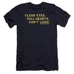 Friday Night Lights - Mens Clear Eyes Premium Slim Fit T-Shirt
