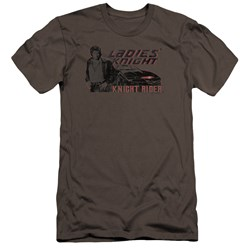 Knight Rider - Mens Ladies Knight Premium Slim Fit T-Shirt