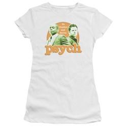 Psych - Juniors Predictable Premium Bella T-Shirt