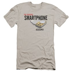 Warehouse 13 - Mens Original Smartphone Premium Slim Fit T-Shirt