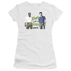 Psych - Juniors Bump It Premium Bella T-Shirt