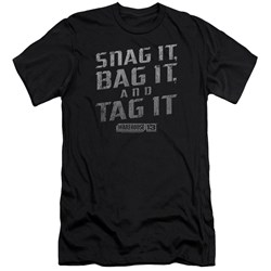 Warehouse 13 - Mens Snag It Premium Slim Fit T-Shirt