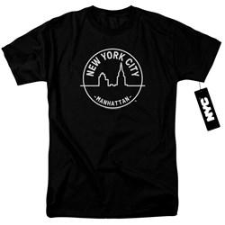 New York City - Mens See Nyc Manhattan T-Shirt