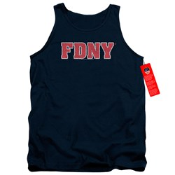 New York City - Mens Fdny Tank Top
