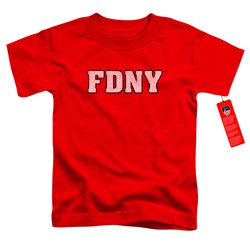 New York City - Toddlers Fdny T-Shirt