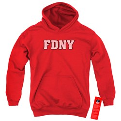 New York City - Youth Fdny Pullover Hoodie
