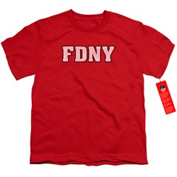New York City - Youth Fdny T-Shirt