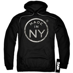 New York City - Mens Ny Made Pullover Hoodie