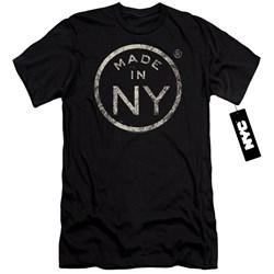New York City - Mens Ny Made Premium Slim Fit T-Shirt