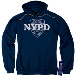 New York City - Mens Nypd Pullover Hoodie
