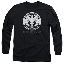One Punch Man - Mens Hero Association Logo Long Sleeve T-Shirt