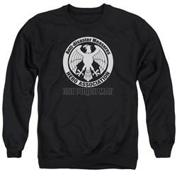 One Punch Man - Mens Hero Association Logo Sweater