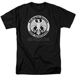 One Punch Man - Mens Hero Association Logo T-Shirt