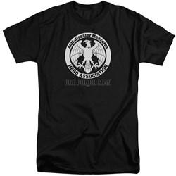 One Punch Man - Mens Hero Association Logo Tall T-Shirt