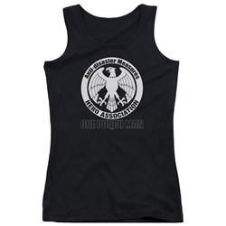 One Punch Man - Juniors Hero Association Logo Tank Top
