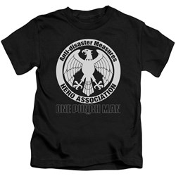 One Punch Man - Youth Hero Association Logo T-Shirt