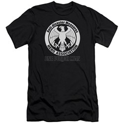 One Punch Man - Mens Hero Association Logo Premium Slim Fit T-Shirt