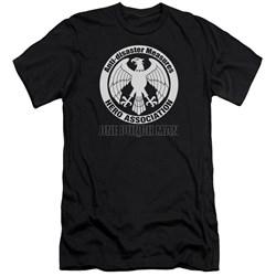One Punch Man - Mens Hero Association Logo Slim Fit T-Shirt