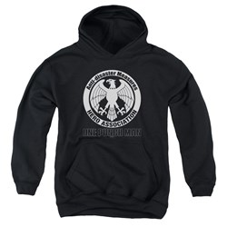 One Punch Man - Youth Hero Association Logo Pullover Hoodie