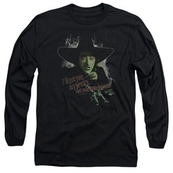 Wizard Of Oz - Mens And Your Little Dog Too Long Sleeve T-Shirt