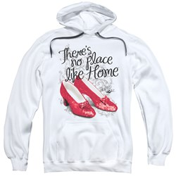 Wizard Of Oz - Mens Ruby Slippers Pullover Hoodie