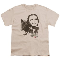 Wizard Of Oz - Youth Dorothy & Toto T-Shirt