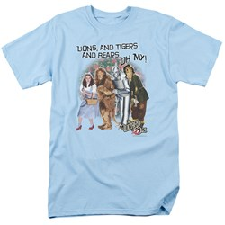 Wizard Of Oz - Mens Oh My T-Shirt