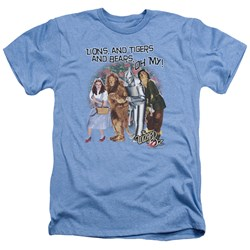 Wizard Of Oz - Mens Oh My Heather T-Shirt