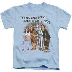 Wizard Of Oz - Youth Oh My T-Shirt