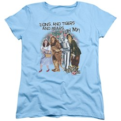 Wizard Of Oz - Womens Oh My T-Shirt