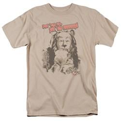 Wizard Of Oz - Mens Put Em Up T-Shirt