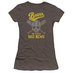 Bad News Bears - Juniors Always Bad News Premium Bella T-Shirt