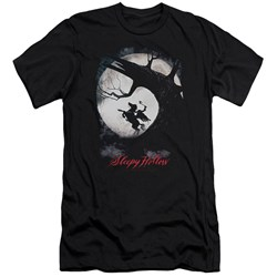 Sleepy Hollow - Mens Poster Premium Slim Fit T-Shirt
