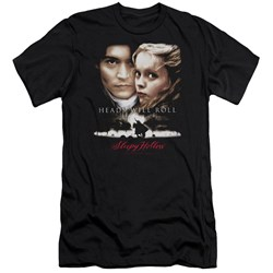 Sleepy Hollow - Mens Heads Will Roll Premium Slim Fit T-Shirt